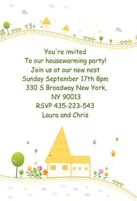 house template for photo card quot housewarming quot printable invitation customize add