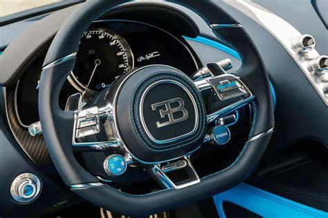 In the truest sense of the word, bugatti shoes are international: Bugatti Chiron Steering Wheel Image in 2020 | Bugatti ...