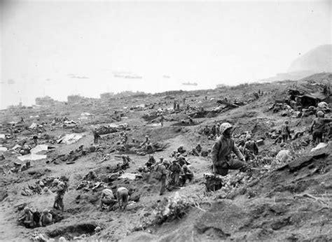 Iwo Jima Beach