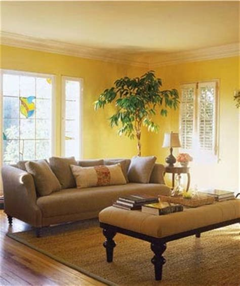Decorating Ideas Yellow Walls Living Room by Elite Decor 2015 Decorating Ideas With Yellow Color