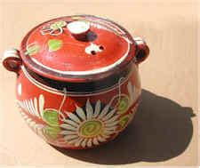 mexican pottery cooking pots article gourmetsleuth