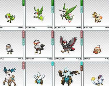 pokemon fan games ageekylink 4chan is making two very different pokemon fan