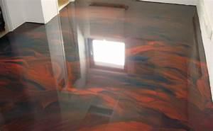 Vernis Sol Beton : revetement resine decoration geneve revetement resine ~ Premium-room.com Idées de Décoration