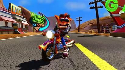 Crash Bandicoot Trilogy Sane 1080p Wallpapers
