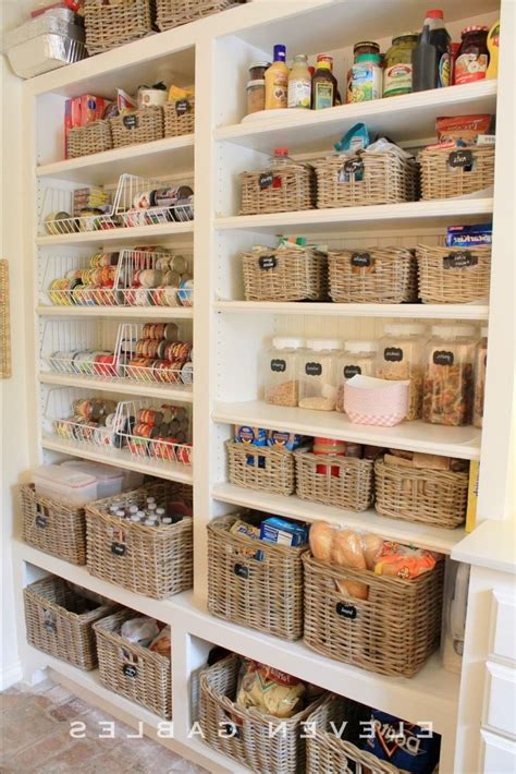 kitchen storage tips diy kitchen organization ideas wooden slats paneled wall 3190
