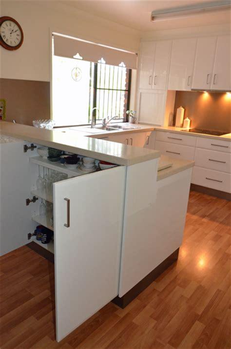 shape kitchens brisbane cabinet makers