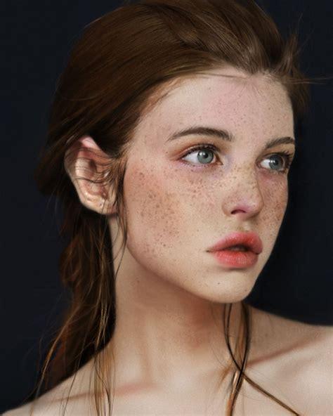 pin  kellan  ppl  draw art portrait beauty
