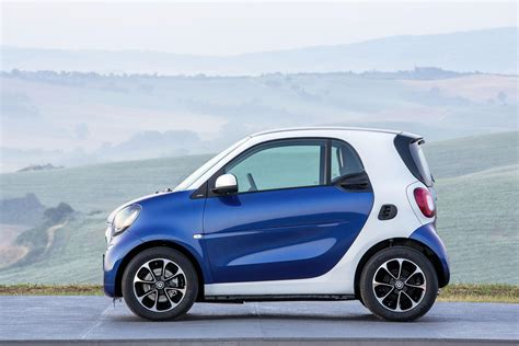 2018 Smart Fortwo Press Shots Side Angle Indian Autos Blog