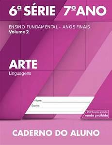 Caderno Doaluno 2014 2017 Vol2 Baixa Lc Arte Ef 6s 7a