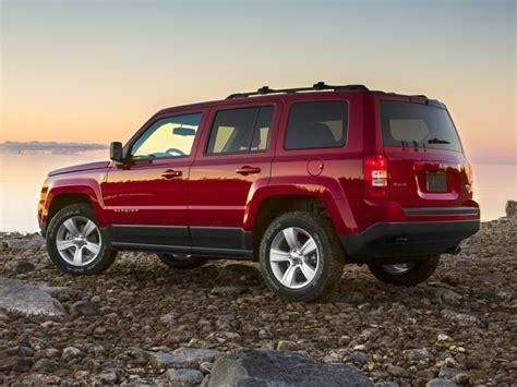 Jeep Patriot 2017 Review by 2017 Jeep Patriot Reviews Specs And Prices Cars