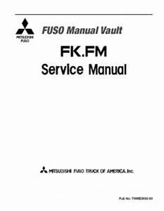 2000 Mitsubishi Fuso Wiring Diagram : 1996 2001 mitsubishi fuso fighter fk fm truck usa ~ A.2002-acura-tl-radio.info Haus und Dekorationen