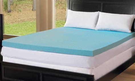 beautyrest   gel memory foam mattress topper review
