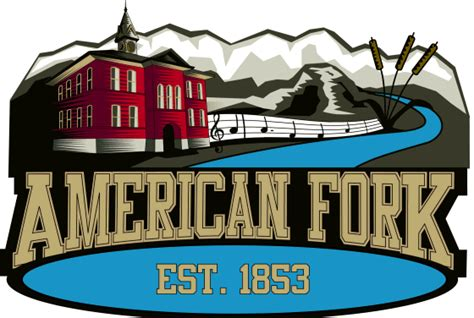 proposed new logo for american fork