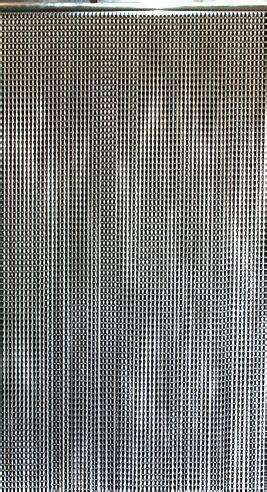 black beaded curtains coming soon lynx aluminum chain beaded curtain black
