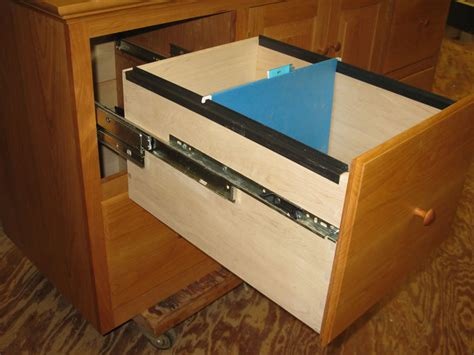 drawer credenza  file cabinet custom furniture