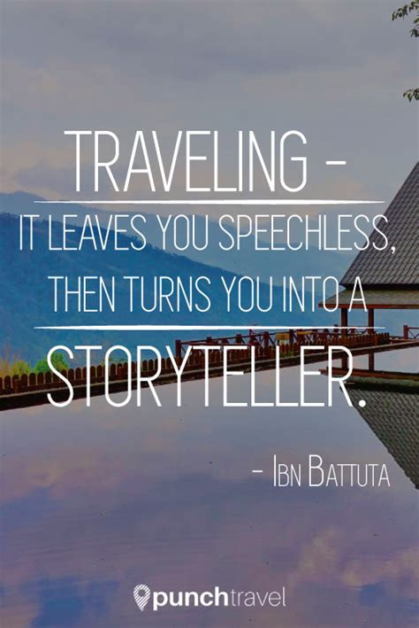 11 Travel Quotes To Inspire Wanderlust Punch Travel