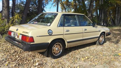 Subaru Gl by World S Nicest 1983 Subaru Gl