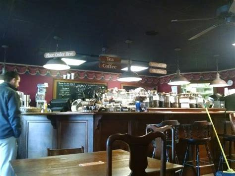 While there is little information on when exactly the first coffee shop opened, these little shops were common enough in the early 1500s that imams banned. Daily Grind, Statesboro - Photos & Restaurant Reviews - Order Online Food Delivery - Tripadvisor