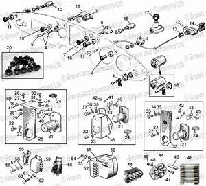 Switches  Fuse Box  U0026 Regulator