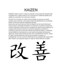 40+ Kaizen كايزن ideas | kaizen, poka yoke, real facts