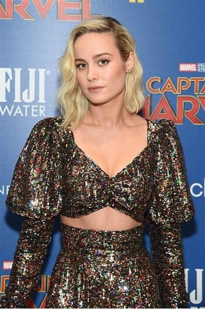 Larson Brie Marvel Captain Screening Nyc Premiere