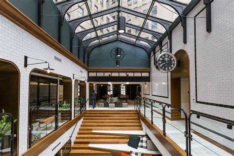 inside bedrock s stunning new offices in a vacant