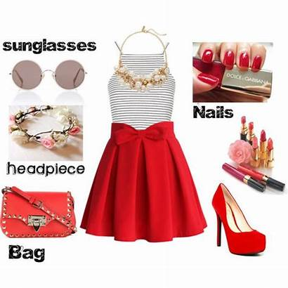 Polyvore Outfits Outfit Skirt Clothes