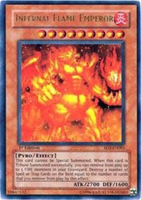 Emperor Structure Deck Strategy by Yu Gi Oh Infernal Emperor Sd3 En001