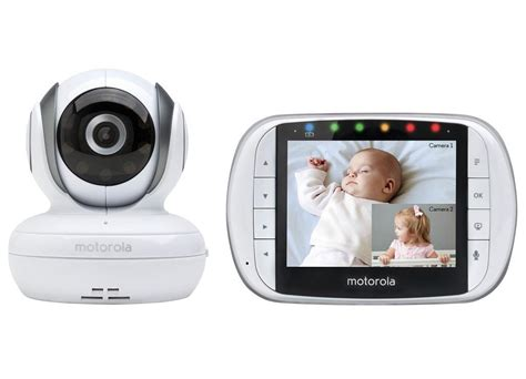 Baby Monitor 2 Rooms