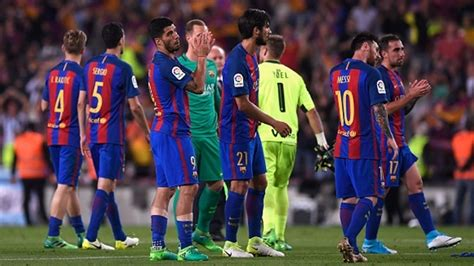 Barcelona 4 - 2 Eibar: Finished | 2017-05-21 | La Liga | Yahoo Sports