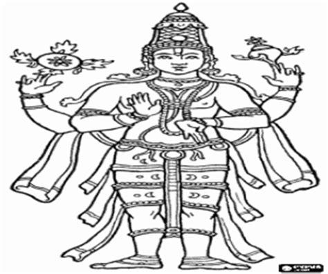 Shiva Coloring Pages - Eskayalitim