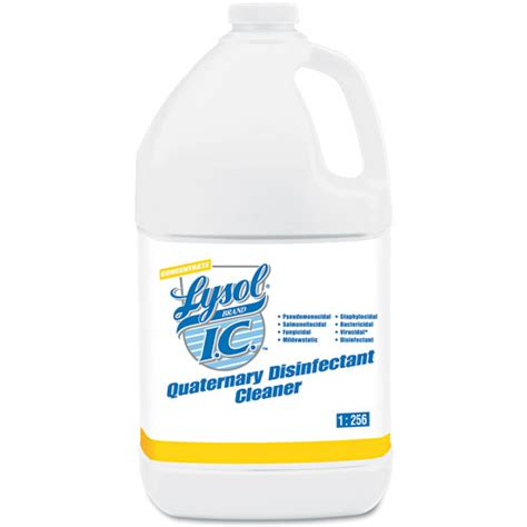 Lysol Floor Cleaner Concentrate by Quaternary Disinfectant Cleaner Rac74983ct Walmart