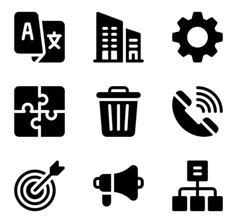 13306 black resume icons 19 resume icon packs vector icon packs svg psd png