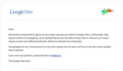 google announces   longer plans  bring fiber service