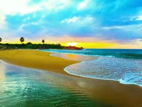 Sri Lanka Beach Desktop Wallpaper
