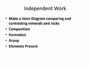 Ppt - Rocks Powerpoint Presentation  Free Download