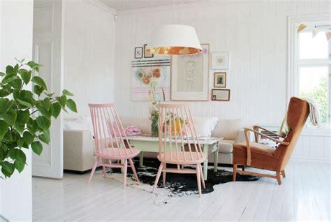 20 Adorable Pastel-colored Room Designs