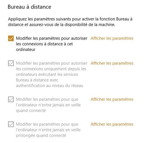 activer bureau a distance windows 7 activer bureau a distance 28 images comment activer le