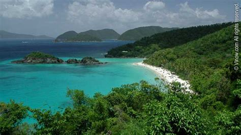 Trunk Bay St John Beaches Virgin Islands
