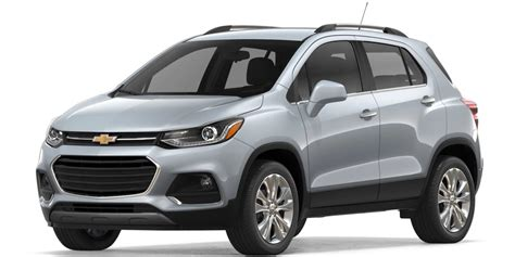 Chevrolet Trax Backgrounds by 2018 Chevrolet Trax Exterior Paint Color Options