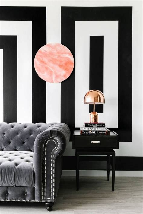 Black White Statement Decor by Best 20 Statement Wall Ideas On Wood Planks