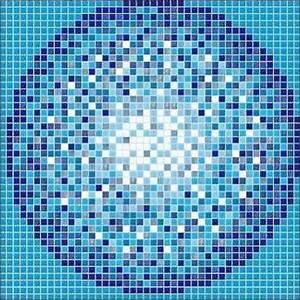 Mosaik Fliesen Rund : mosaik farbverlauf in keramik und glas eigener farbverlauf berlin potsdam und brandenburg ~ Watch28wear.com Haus und Dekorationen