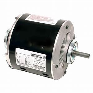 2-speed 1  2 Hp Evaporative Cooler Motor-2204