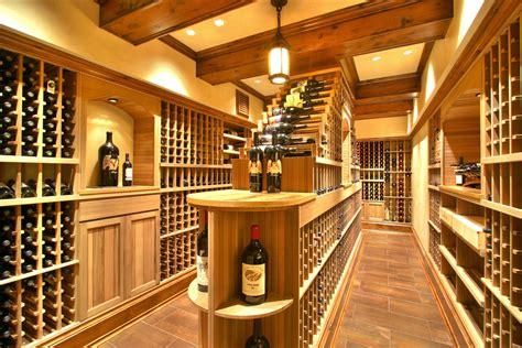 custom wine cellar luxe wine cellars