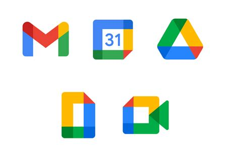GOOGLE REBRANDS G SUITE APPS: GMAIL, DRIVE, MEET- New icons