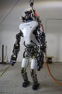 Upgraded Atlas Robot to Go Wireless as the Stakes Are ...