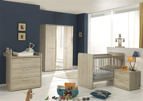 chambre bebe com chambre bébé complète contemporaine chêne clair