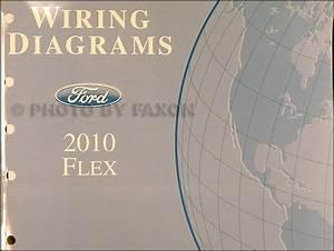 2010 Ford Flex Wiring Diagram Manual Original