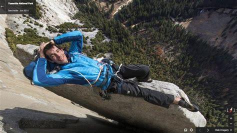 Best Alex Honnold Solo Climber Climbs Yosemite