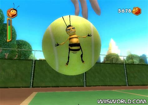 bee  game  wii